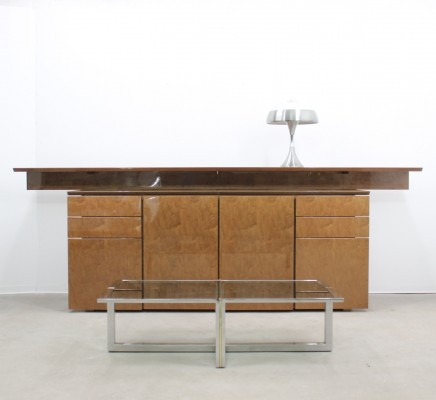 Sideboard from the seventies by Giovanni Offredi for Saporiti