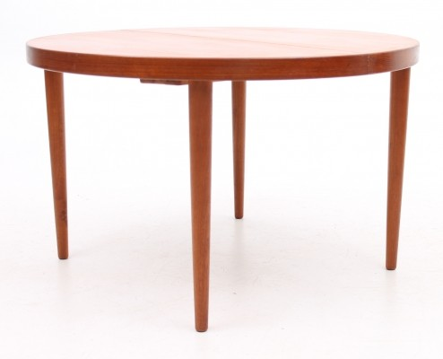 Extension model dining table from the sixties by Kai Kristiansen for Skovmand & Andersen