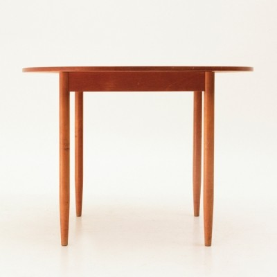 Dining table from the sixties by unknown designer for Ulferts Sweden