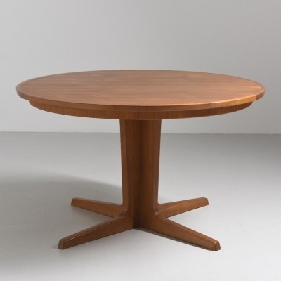 Dining table from the fifties by unknown designer for Bernhard Pedersen & Son