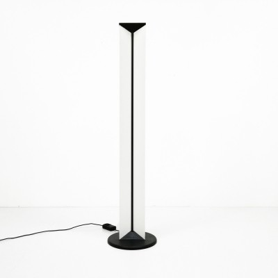 Aloe floor lamp from the seventies by Gianfranco Frattini for Luci Italy