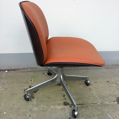 Office chair from the sixties by Ico Parisi for MIM Roma