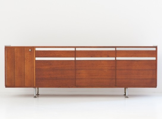 2 sideboards from the fifties by Alberto Rosselli for unknown producer