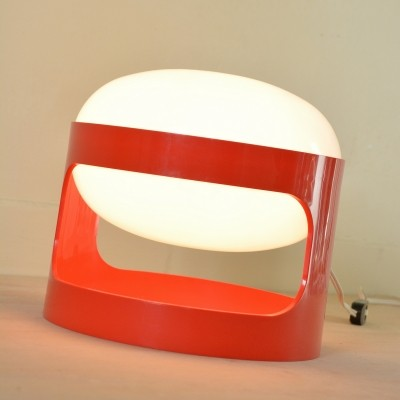KD27 desk lamp from the sixties by Joe Colombo for Kartell
