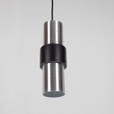 4 hanging lamps from the seventies by unknown designer for Raak Amsterdam