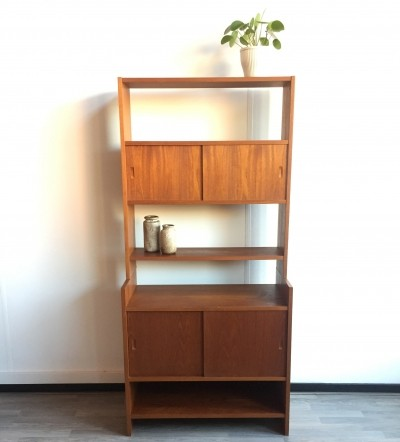 Cabinet from the sixties by Poul Cadovius for KLM