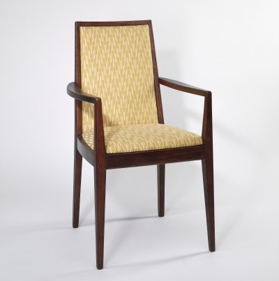 Arm chair from the fifties by unknown designer for Weisner Hager