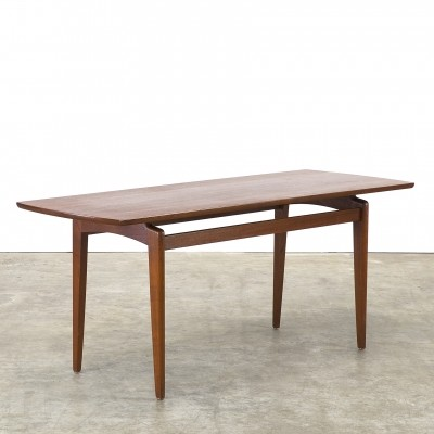 Coffee table from the seventies by unknown designer for Wilhelm Renz