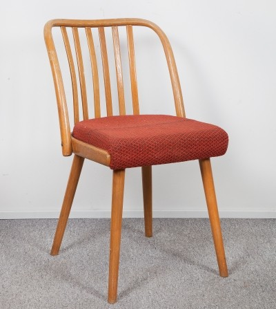 Antonin Šuman dining chair, 1960s