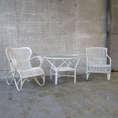 Seating group from the sixties by unknown designer for unknown producer