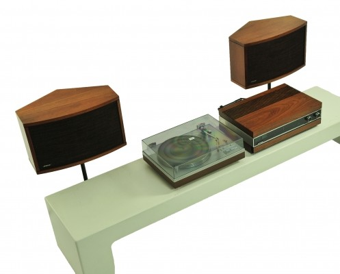 Spatial Bose surround HiFi set from the seventies by unknown designer for Bose