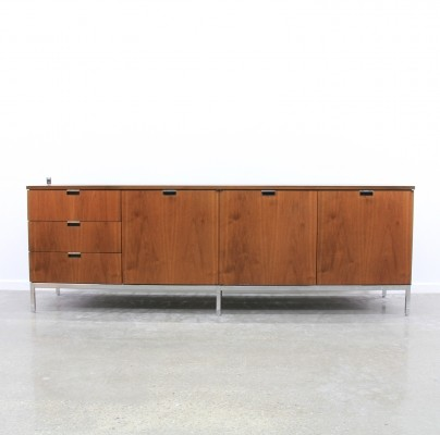 2 Credenza sideboards from the nineties by Florence Knoll for Knoll International