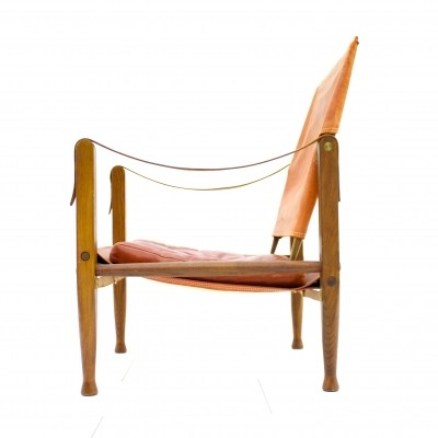 Safari Chair by Kaare Klint for Rud Rasmussen, Denmark
