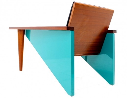 Lesestation lounge chair from the nineties by Stefan Zwicky for Röthlisberger