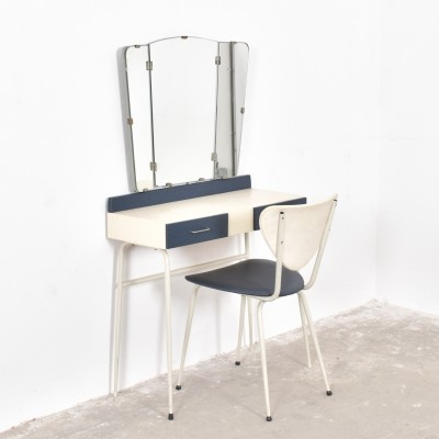 Dressing table from the fifties by unknown designer for unknown producer