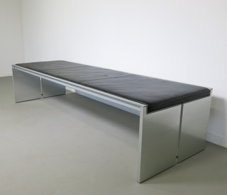 BQ01 bench by Wim Quist for Spectrum, 1970s