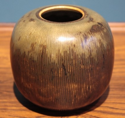 Vase from the sixties by unknown designer for Bing & Grøndahl