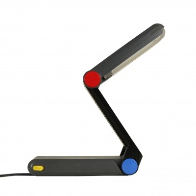 Philips foldable Z desk lamp from the eighties