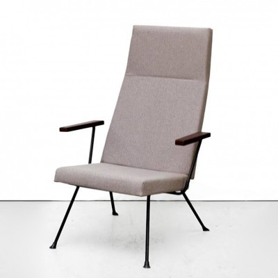 Model 1410 arm chair by André Cordemeyer for Gispen, 1950s