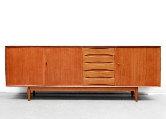 Sideboard from the fifties by Oswald Vermaercke for unknown producer