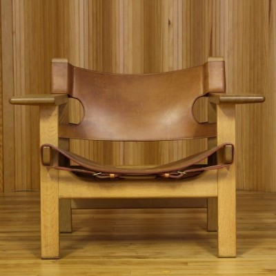 Model 226 lounge chair from the fifties by Børge Mogensen for Fredericia Stolefabrik