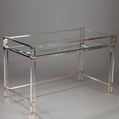 Writing desk from the seventies by Pierre Vandel for unknown producer