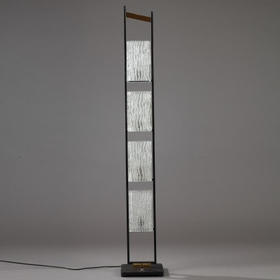 Floor lamp from the fifties by unknown designer for Maison Arlus