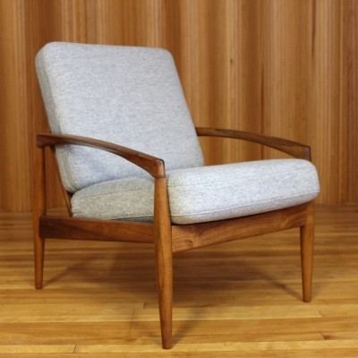 Model 121 Paperknife lounge chair from the fifties by Kai Kristiansen for Magnus Olesen
