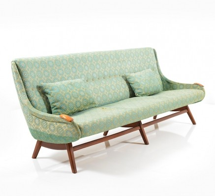 Prototype sofa by Svend Skipper for Skippers Møbler, 1950s
