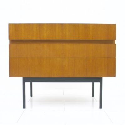 Rare small Teak Sideboard by Dieter Wäckerlin for Behr