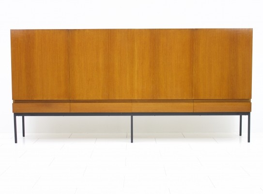 Teak B 60 sideboard from the fifties by Dieter Waeckerlin for Behr