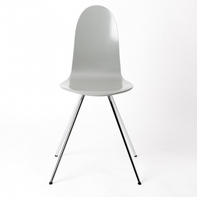 Tong / Tongue dining chair by Arne Jacobsen for Fritz Hansen, 1950s