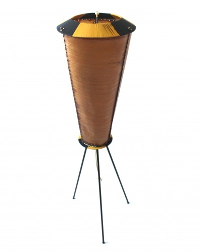 Floor lamp from the fifties by unknown designer for unknown producer