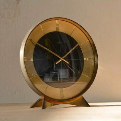 Clock from the sixties by unknown designer for Swiza