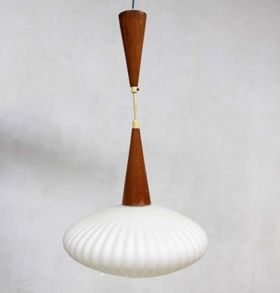 Hanging lamp from the sixties by Louis Kalff for Philips