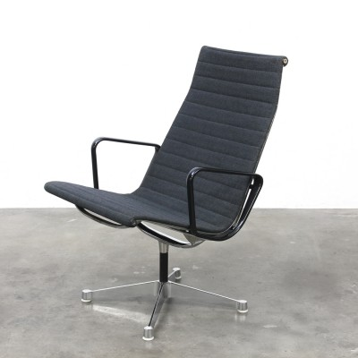 EA 115 office chair from the fifties by Charles & Ray Eames for Herman Miller