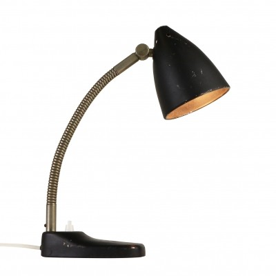 Desk light from the fifties designed by H. Busquet for Hala Zeist