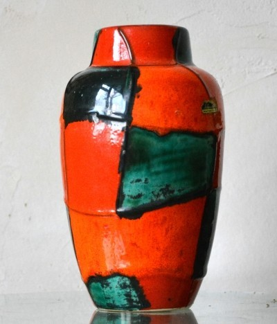 Vase from the sixties by unknown designer for West Germany
