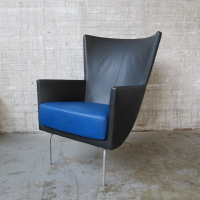 Lounge chair from the eighties by Gerard van den Berg for unknown producer