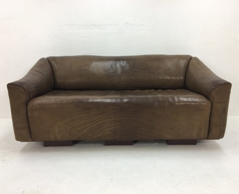 DS47 sofa from the seventies by unknown designer for De Sede