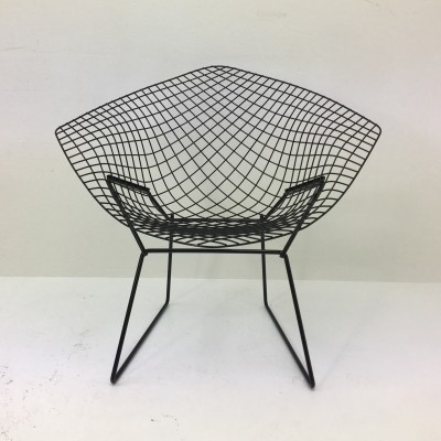 Diamond lounge chair from the fifties by Harry Bertoia for Knoll International