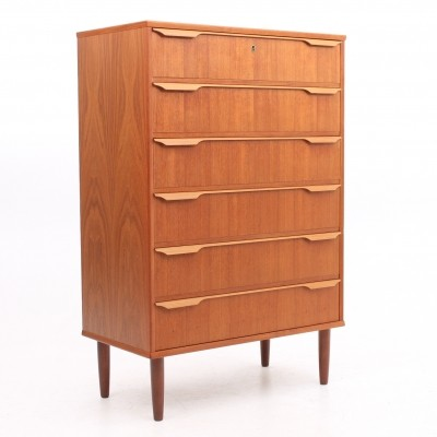 Tall Boy chest of drawers from the fifties by unknown designer for unknown producer