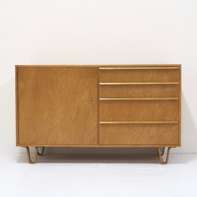 DB01 sideboard from the fifties by Cees Braakman for Pastoe