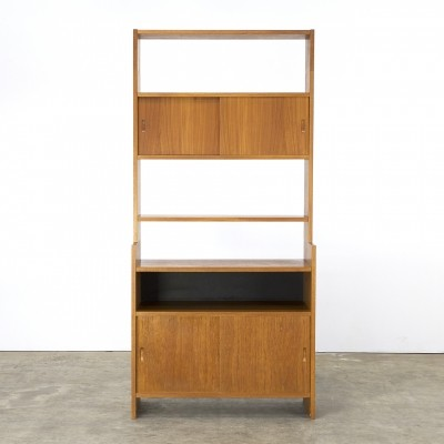 Cabinet by Poul Cadovius for KLM, 1950s