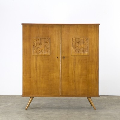 Cabinet from the sixties by Louis van Teeffelen for Wébé