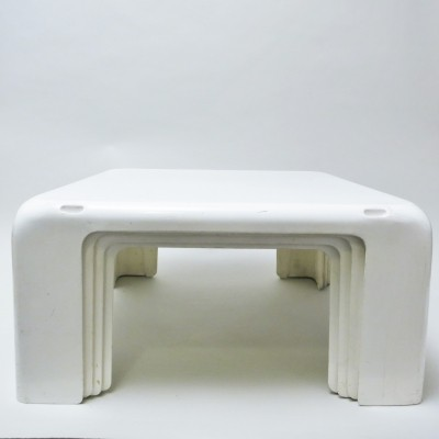 Set of 4 4 Gatti nesting tables from the sixties by Mario Bellini for C & B Italia