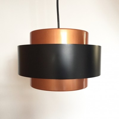 Juno hanging lamp from the sixties by Jo Hammerborg for Fog & Mørup