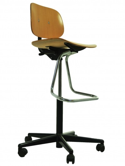 Office chair from the seventies by unknown designer for unknown producer