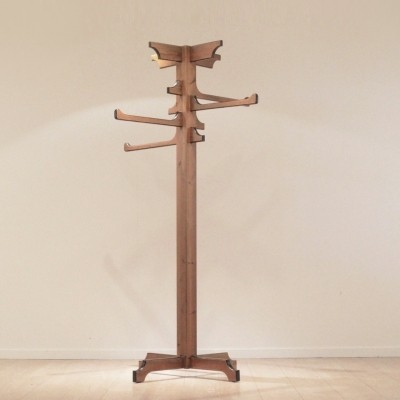 Coat rack from the forties by unknown designer for unknown producer