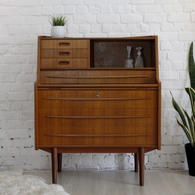 Secretary cabinet from the sixties by unknown designer for unknown producer